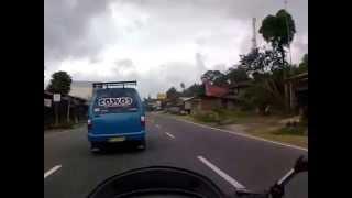 getlinkyoutube.com-Bukittinggi - Padang Panjang VIA Padang Lua, Koto Baru, Aia Angek dan Pasa Rabaa