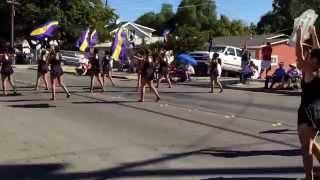 getlinkyoutube.com-Livingston High School Pride of Livingston Marching Band @ 2015 Delta band Review