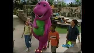 getlinkyoutube.com-Barney & Friends: Stop! Go! (Season 7, Episode 6)