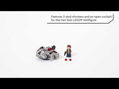 LEGO Star Wars Millenium Falcon Microfighter - 75295