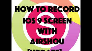 getlinkyoutube.com-วิธีอัดวีดีโอหน้าจอ iOS 9.2-9.2.1-9.3+ ไม่เจล [Update]