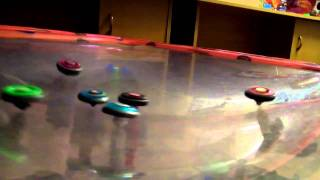 7 BeyBlade Free-For-All Battle