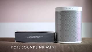getlinkyoutube.com-Sonos Play:1 compared to Bose Soundlink Mini