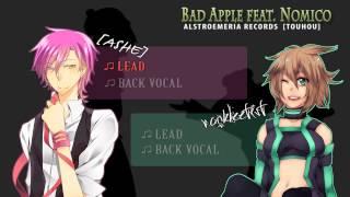 getlinkyoutube.com-『Rockleetist』 Bad Apple!! - English 『Ashe』