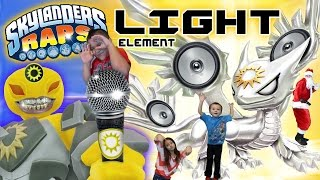 Skylanders Raps: LIGHT Element Song (Trap Team Music Video)