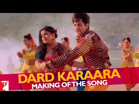 Making Of The Song - Dard Karaara from Dum Laga Ke Haisha