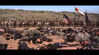 getlinkyoutube.com-General Custer and his men are annihilated by the Sioux and Lakota at the Little Big Horn