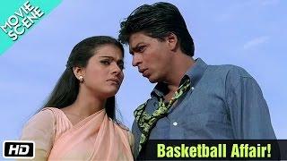 getlinkyoutube.com-Basketball Affair! - Movie Scene - Kuch Kuch Hota Hai - Shahrukh Khan, Kajol