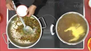 getlinkyoutube.com-برنامج فيه العافية - الطبق الرئيسي/ دجاج محشي 24-07 - 2013