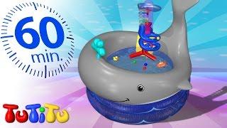 getlinkyoutube.com-TuTiTu Specials | Bath Time Toys | And Other Popular Toys for Children | 1 HOUR Special