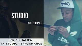Wiz Khalifa - It Could Be Easy (Sessin Studio)