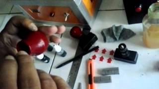 getlinkyoutube.com-5. Tutorial cara pembuatan Stempel Warna. Episode 5