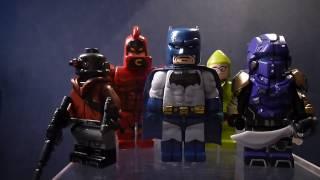getlinkyoutube.com-Various Custom Lego Minifigures