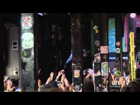 UTG TV: Black Veil Brides - Knives &amp; Pens (Live @ SXSW 2011) (1080p HD)