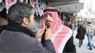shemagh(شماغ) I experience Jordanian men's fashion