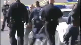 نينجا ضـد عـشـريـن رجل أمن