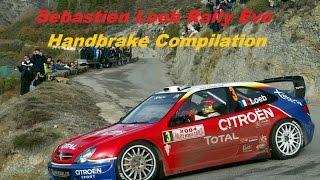 getlinkyoutube.com-Sebastien Loeb rally evo - Handbrake compilation