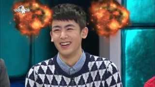 """getlinkyoutube.com-[HOT] 라디오스타 - 2PM 닉쿤, 음주운전 사과 """"이런 일 없도록 하겠다"""" 20130515"""
