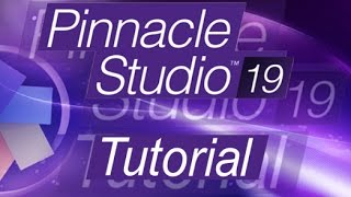 getlinkyoutube.com-Pinnacle Studio 19 - Full Tutorial for Beginners [+General Overview]*