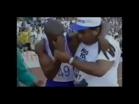 Derek Redmond - Arms Wide Open - Creed