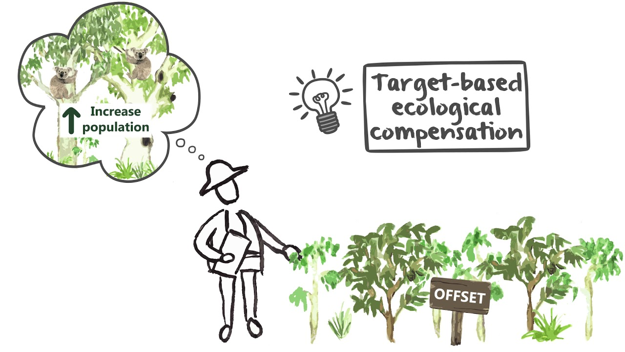 An alternative to biodiversity offsets: Target-based ecological compensation video thumbnail