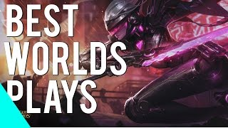 getlinkyoutube.com-Worlds Best Plays 2015 | (League of Legends)