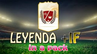 getlinkyoutube.com-FIFA 15 | LEYENDA + IF IN A PACK