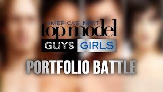 getlinkyoutube.com-America's Next Top Model Cycle 22 Portfolio Battle