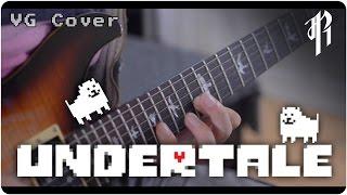 Undertale: ASGORE - Metal Cover || RichaadEB