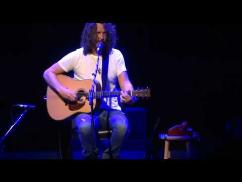 """Hunger Strike"" in HD - Chris Cornell 11/26/11 Atlantic City, NJ"