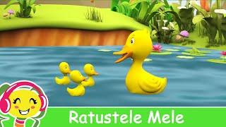 getlinkyoutube.com-Ratustele Mele Pe Apa s-au Dus | CanteceGradinita.ro