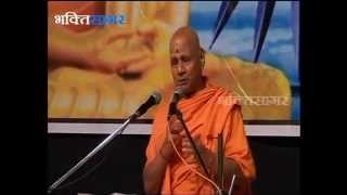 getlinkyoutube.com-Swami Govind Dev Giriji Maharaj - Buddha Katha - Part 1 - Vashi (Day 2)