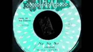 Black uhuru - No no no
