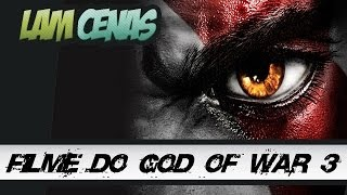 getlinkyoutube.com-God of War 3 O Filme HD Dublado