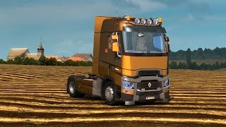 getlinkyoutube.com-[ETS2 v1.22] Renault Range T v4.3 *presentation video*