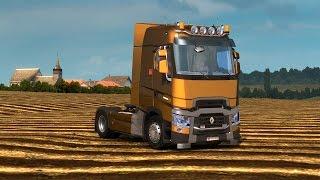 [ETS2 v1.22] Renault Range T v4.3 *presentation video*