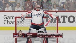 getlinkyoutube.com-NHL 15 - Best Goalie Ever (PS4)