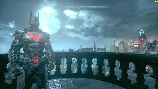 getlinkyoutube.com-Batman Beyond Skin 2039 Style -- Preorder Bonus -- Arkham Knight -- PC