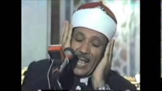 عبدالباسط - سورة التكوير - ربع ساعة تجويد رائع