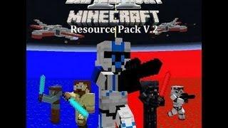 getlinkyoutube.com-Minecraft Star Wars Texture Pack