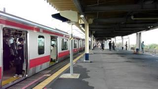 getlinkyoutube.com-京葉線新木場駅2番線発車メロディ「シンコペーション」