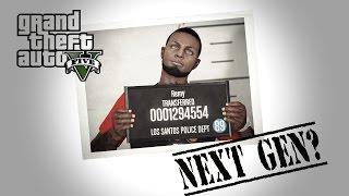getlinkyoutube.com-GTA V Next Gen - Character Creation & Gameplay #RNG