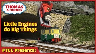 getlinkyoutube.com-Little Engines do Big Things! | Thomas Creator Collective Presents Ep. #10 | Thomas & Friends