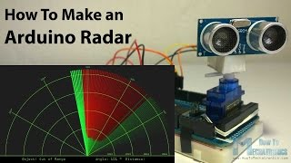 getlinkyoutube.com-Arduino Radar Project