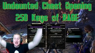 getlinkyoutube.com-Undaunted Chest Opening - 250 Keys of Rage