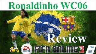 getlinkyoutube.com-I Love FO3 | Ronaldinho WC06 Review | Đánh Giá Ronaldinho WC 06 Fifa Online 3