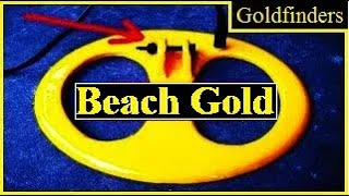 getlinkyoutube.com-GOLD ON THE BEACH.6 (We show you exactly where the heavier gold items can be found)