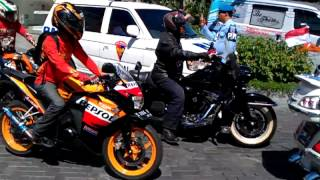 getlinkyoutube.com-Harley Davidson and Moge