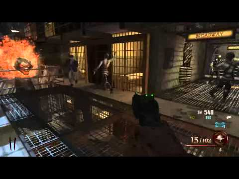 xZoMBieS Clan: Mob of the DeaD Easter egg Part 2