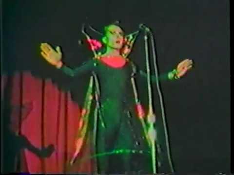 Klaus Nomi: Samson and Delilah (Aria) Mon coeur s'ouvre a ta voix